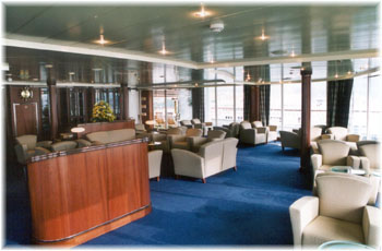 Silver Whisper - The Observation Lounge