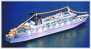 The Azur - Festival Cruises