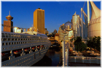Vancouver - Photo courtesy Tourism Vancouver
