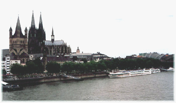 Viking Neptune in Cologne