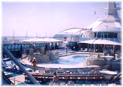 Vision of the Seas - Outdoor Pool