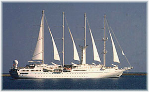 Song - Windsong cruise ship